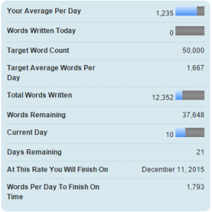 Day 10 Word Count